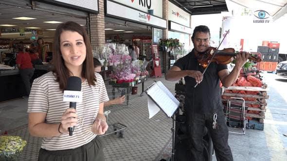 Musica clássica nas ruas