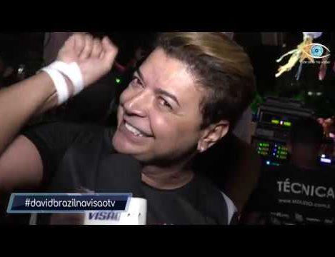 David Brazil na Visão TV