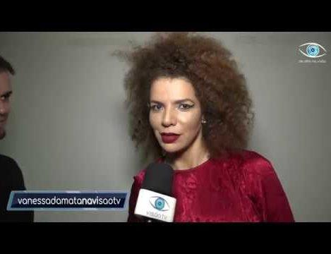 Vanessa da Mata na Visão TV!