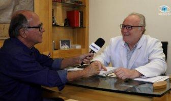 Aroldo Machado entrevista Dr. Henrique Franco