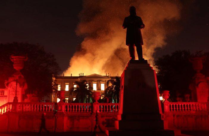 BNDES anuncia edital de R$ 25 milhões para evitar incêndios em museus