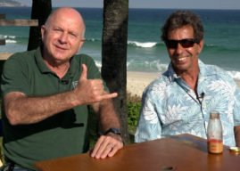 Aloha Rico de Souza entrevista Bernard Rajzman