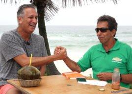 Entrevista com o medalhista, Marcus Vinicius Freire, dos Jogos Olímpicos de 1984