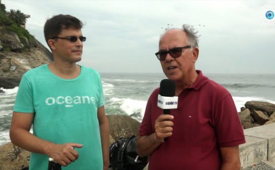 Aroldo Machado entrevista o campeão de pesca submarina Francisco Lofreddi – 1ªparte
