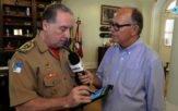 Comandante do Corpo de Bombeiros em uma entrevista exclusiva ao repórter Aroldo Machado – Parte 2