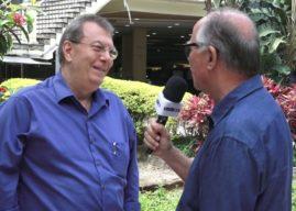 Aroldo Machado entrevista Armando Cavanha