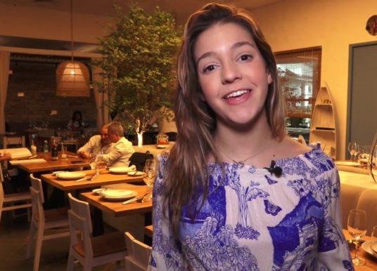 Conheça o Giuseppe Mar, um dos melhores restaurantes de frutos do mar do Rio, com Manoela Torres