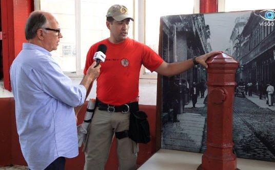 Museu do Corpo de Bombeiros e suas curiosidades