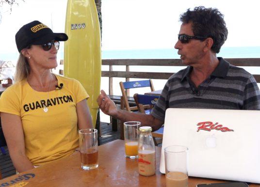 Entrevista com Andrea Lopes, Ex Campeã de Surf