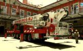 Conheça a plataforma de resgate do Corpo de Bombeiros
