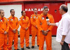 Heróis de Brumadinho: Bombeiros do Rio recebem homenagem