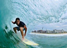 As melhores fotos de surf: uma entrevista com Rick Werneck