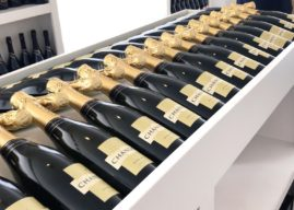 ROTA DO VINHO: Visitamos a Bodega Chandon