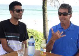 A superação do surfista Derek Rabelo