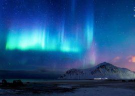 Viagem a Noruega, conhecemos a Aurora Boreal