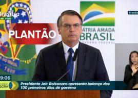 100 dias do Governo Bolsonaro. O que mudou ?