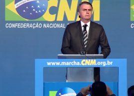 Reforma da previdência, marcha dos prefeitos e o governo de 100 dias de Bolsonaro