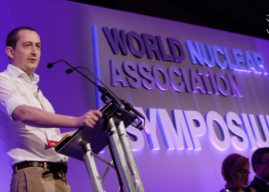 Entrevista na World Nuclear Association