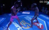 MMA: Escamoso enfrenta Wagner Aranha, em Uberlândia