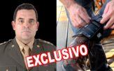 EXCLUSIVO: Justiça manda retirar tornozeleira do Coronel do Exército Carlos Alves