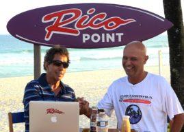 Rico de Souza entrevista o medalhista olímpico de natação Djan Madruga