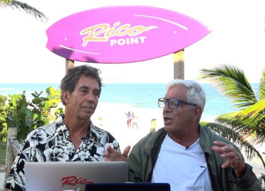Histórias do Surf – Rico de Souza bate um papo com Renan Pitanguy – parte 1