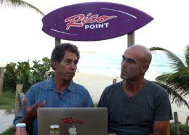 Histórias do Surf – Pepê Lopes – Rico bate um papo com Tico Cavalcanti