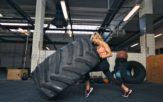 Treino de crossfit busca melhorar condicionamento físico