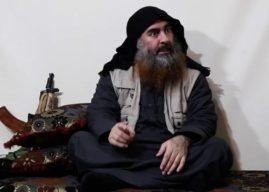 A morte do Chefe do Estado Islâmico pelos USA