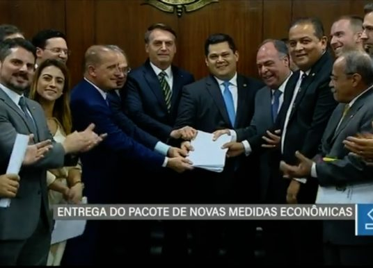 NOVO PACOTE ECONÔMICO DE PAULO GUEDES PROMETE MELHORAR A ECONOMIA DO BRASIL